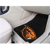 "FANMATS Oregon State 2-piece Carpeted Car Mats 17""x27"""