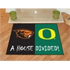 "FANMATS Oregon - Oregon State House Divided Rugs 33.75""x42.5"""