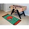 """FANMATS NFL - Cleveland Browns Runner 30""""x72"""""""