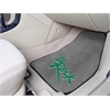 "FANMATS Slippery Rock 2-piece Carpeted Car Mats 17""x27"""