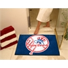 "FANMATS MLB - New York Yankees All-Star Mat 33.75""x42.5"""