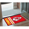"FANMATS NFL - Kansas City Chiefs Uniform Inspired Starter Rug 19""x30"""