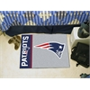 "FANMATS NFL - New England Patriots Uniform Inspired Starter Rug 19""x30"""