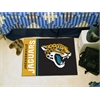 "FANMATS NFL - Jacksonville Jaguars Uniform Inspired Starter Rug 19""x30"""