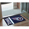 "FANMATS NFL - Tennessee Titans Uniform Inspired Starter Rug 19""x30"""
