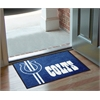 "FANMATS NFL - Indianapolis Colts Uniform Inspired Starter Rug 19""x30"""