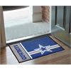 "FANMATS NFL - Dallas Cowboys Uniform Inspired Starter Rug 19""x30"""