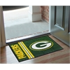 "FANMATS NFL - Green Bay Packers Uniform Inspired Starter Rug 19""x30"""