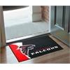 "FANMATS NFL - Atlanta Falcons Uniform Inspired Starter Rug 19""x30"""