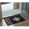 "FANMATS NFL - New Orleans Saints Uniform Inspired Starter Rug 19""x30"""