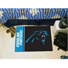 "FANMATS NFL - Carolina Panthers Uniform Inspired Starter Rug 19""x30"""