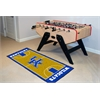 "FANMATS Kentucky Basketball Court Runner 30""x72"""