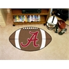 "FANMATS Alabama Football Rug 20.5""x32.5"""