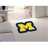 FANMATS Michigan Mascot Mat
