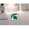 FANMATS Michigan State Mascot Mat