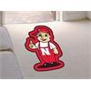 FANMATS Nebraska Mascot Mat