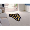 "FANMATS West Virginia Mascot Mat approx 36""x36"""