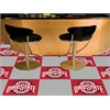 "FANMATS Ohio State Carpet Tiles 18""x18"" tiles"