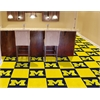 "FANMATS Michigan Carpet Tiles 18""x18"" tiles"