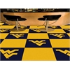 "FANMATS West Virginia Carpet Tiles 18""x18"" tiles"