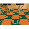 "FANMATS Miami Carpet Tiles 18""x18"" tiles"
