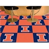 "FANMATS Illinois Carpet Tiles 18""x18"" tiles"