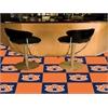 "FANMATS Auburn Carpet Tiles 18""x18"" tiles"