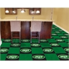 "FANMATS NFL - New York Jets Carpet Tiles 18""x18"" tiles"