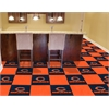 "FANMATS NFL - Chicago Bears Carpet Tiles 18""x18"" tiles"