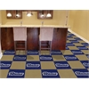 "FANMATS NFL - St. Louis Rams Carpet Tiles 18""x18"" tiles"