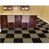 """FANMATS NFL - New Orleans Saints Carpet Tiles 18""""x18"""" tiles"""