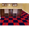 "FANMATS MLB - Los Angeles Angels Carpet Tiles 18""x18"" tiles"