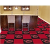 "FANMATS MLB - Arizona Diamondbacks Carpet Tiles 18""x18"" tiles"