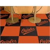 "FANMATS MLB - Baltimore Orioles Carpet Tiles 18""x18"" tiles"