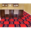 "FANMATS MLB - Boston Red Sox Carpet Tiles 18""x18"" tiles"