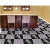 "FANMATS MLB - Chicago White Sox Carpet Tiles 18""x18"" tiles"