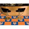 """FANMATS MLB - New York Mets Carpet Tiles 18""""x18"""" tiles"""
