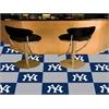 """FANMATS MLB - New York Yankees Carpet Tiles 18""""x18"""" tiles"""