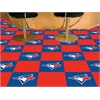 "FANMATS MLB - Toronto Blue Jays Carpet Tiles 18""x18"" tiles"