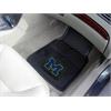 "FANMATS Michigan Heavy Duty 2-Piece Vinyl Car Mats 17""x27"""