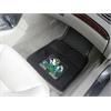 "FANMATS Notre Dame Heavy Duty 2-Piece Vinyl Car Mats 17""x27"""