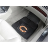 "FANMATS NFL - Chicago Bears Heavy Duty 2-Piece Vinyl Car Mats 17""x27"""