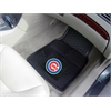 "FANMATS MLB - Chicago Cubs Heavy Duty 2-Piece Vinyl Car Mats 17""x27"""