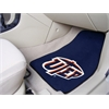 "FANMATS UTEP 2-piece Carpeted Car Mats 17""x27"""