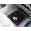 "FANMATS MLB - Cincinnati Reds Heavy Duty 2-Piece Vinyl Car Mats 17""x27"""
