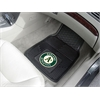 "FANMATS MLB - Oakland Athletics Heavy Duty 2-Piece Vinyl Car Mats 17""x27"""