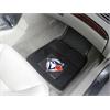 """FANMATS MLB - Toronto Blue Jays Heavy Duty 2-Piece Vinyl Car Mats 17""""x27"""""""