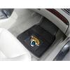 "FANMATS NFL - Jacksonville Jaguars Heavy Duty 2-Piece Vinyl Car Mats 17""x27"""