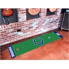 FANMATS NFL - Indianapolis Colts PuttingNFL - Green Runner