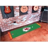 FANMATS NFL - Kansas City Chiefs PuttingNFL - Green Runner